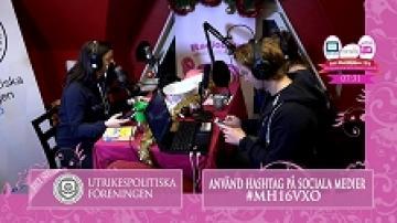 Musikhjälpen 2016 Växjö Campus - Utrikespolitiska föreningen Växjö