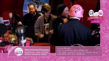 Musikhjälpen 2016 Växjö Campus - RadioLUR/ÖKV
