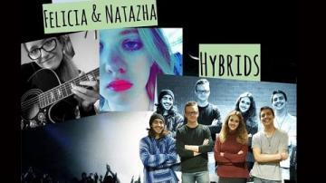 HYBRID - Natazha och Felicia konsert och livestreaming