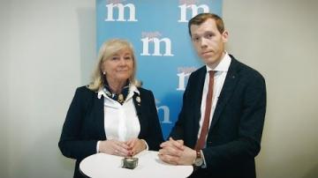 Katarina Brännström och Johan Hultberg om vårbudgeten