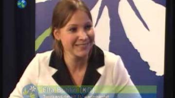 ÖKV Play - En ung kraft till EU - samtal med parlamentskandidaten Ella Bohlin (KD)
