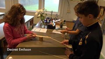 Mot nya höjder i Trojaskolan i Ryd