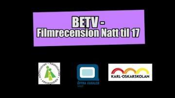 Filmrecension - Natt til 17