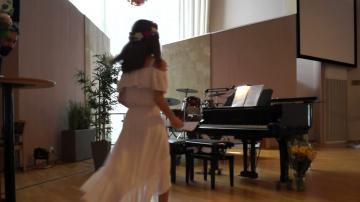 Marly Azevedo Anderssons Vårkonsert m elever 2021 06 12