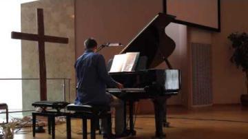 Piano Marly Azevedo Anderssons Vårkonsert m elever 2017 06 03