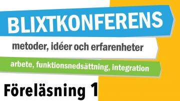 ÖKV Play - Blixtkonferens: Att ta unga på allvar - delaktighet på riktigt