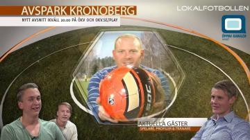 ÖKV Play - Avspark Kronoberg - 20 augusti 2013