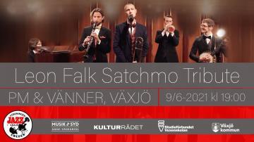 Jazz i Växjö: Leon Falk Satchmo Tribute