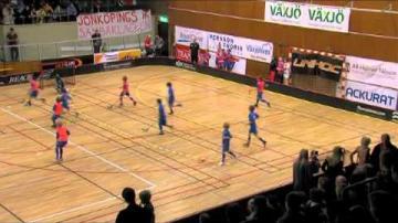 ÖKV Play: Innebandyallsvenskan: Växjö Vipers - Jönköping
