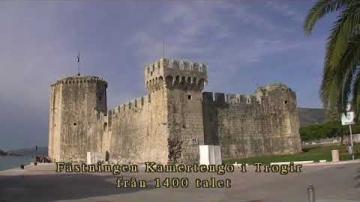 Hösttur till Kroatien och staden Trogir