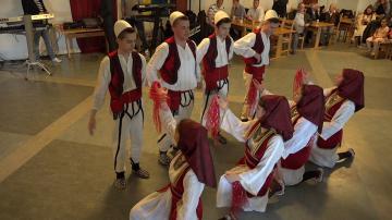Albansk folkdansfestival 2015