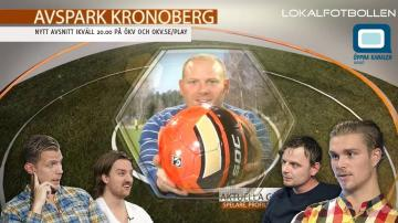 ÖKV Play - Avspark Kronoberg - 8 oktober 2013