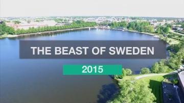 Swedish Adventure Racing Series - The Beast 2015, Växjö