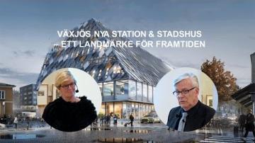 Växjös nya stads- och stationshus
