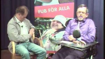 ÖKV Play - FUB-soffan: Biståndsarbete