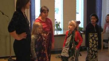 ÖKV Play - Klimatdag, del 5: Barnshow - Jorden runt med kråkan Krax
