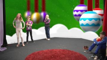 ÖKV Play: Barnens Egen Julkalender - Lucka 4