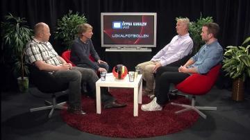 ÖKV Play - Avspark Kronoberg - 27 augusti 2013