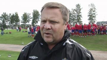 ÖKV Play: Intervju med Roar Hansen inför matchen mot Brommapojkarna