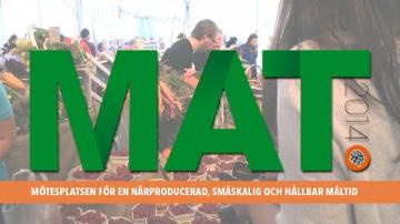 ÖKV Play - MAT 2014 - Invigning av matmässan