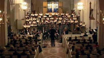 Julkonsert i Domkyrkan