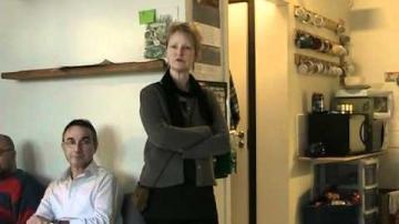 ÖKV Play: Ommöblering på Snicken och tavelinramningen