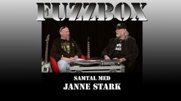 Samtal med Janne Stark, avsnitt 1 - Fuzzbox