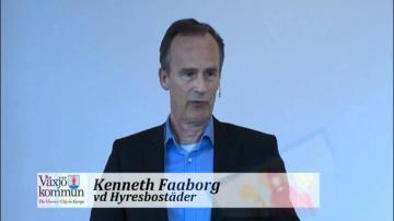 ÖKV Play: Årsstämma med Växjös kommunala bolag 2012: Hyresbostäder