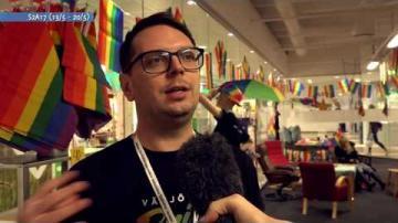 Växjö Pride 2016, ur Veckomagasinet S2A17