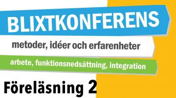 ÖKV Play - Blixtkonferens: Att förstå och bemöta personligheter