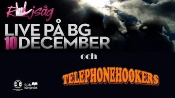 Röjsåg och Telephonehookers