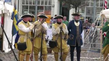 Swedenfest i Wismar