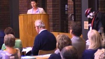ÖKV Play: Budget 2012: Cheryl Jones Fur, Miljöpartiet