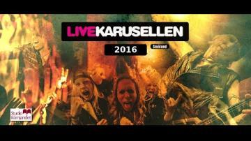 Livekarusellen Småland 2016 Distriktsfinal