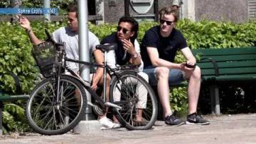 Cykelkampen 2016, ur Veckomagasinet S2A19