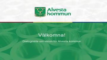 ÖKV Play - Visionsfilm om Alvesta