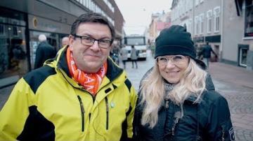 Problemet med varutransporter i Växjö centrum