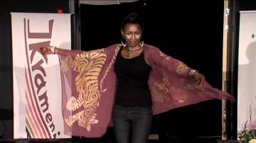 ÖKV Play: Kvinnors Företagande - modevisning