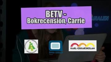Bokrecension - Carrie