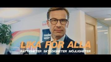 Lika för alla, av nya Moderaterna i Växjö