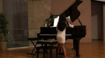 Piano Marly Azevedo Anderssons Vår Pianokonsert m elever 2018 06 02