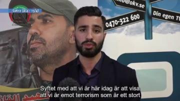 Al Rasols festival mot ISIS, ur Veckomagasinet S2A12