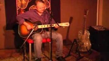ÖKV Play - Blueskväll på Basement Cafe med Mats Sturesson