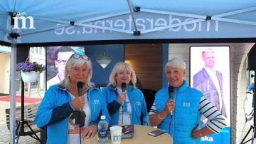 Val 2018 - Valstugan (M) - Så vill vi styra polisen efter valet
