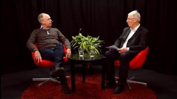 Intervju med Tomas Johansson - entreprenören som byter bana