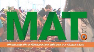 ÖKV Play - MAT 2014 - Debatt: Offentlig mat i fokus