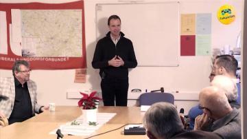 ÖKV Play - Nästa försvarsbeslut - föreläsning av Allan Widman