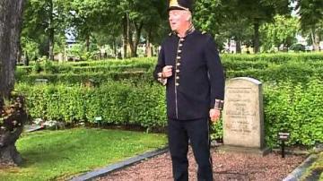 ÖKV Play - Levande kyrkogård - vandring på Tegnerkyrkogården, del 1